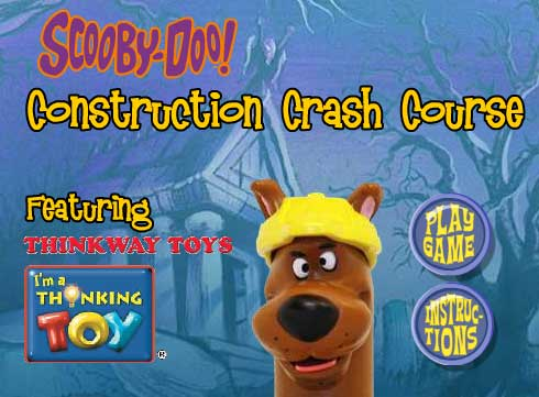 Scooby's Construction Crash Course
