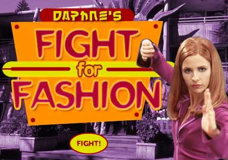 Dapne's Fight For Fashion