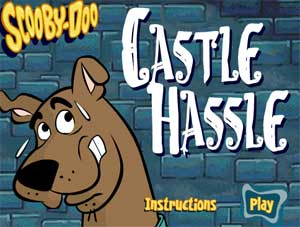 Scooby-Doo Castle Hassle