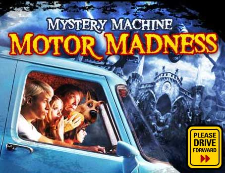 Mistery Machine – Motor Madness